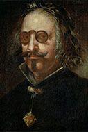 Francisco de Quevedo (Madrid, 1580, -Villanueva de los Infantes, 1645)