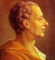 Charles-Louis de Secondat, barón de Montesquieu (La Brède, Burdeos, 1689 - París, 1755)