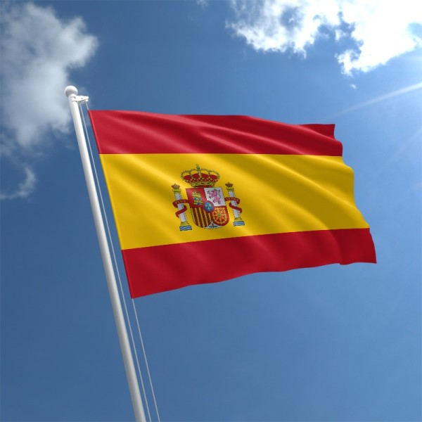 ALONSO & WEBER Spanish flag