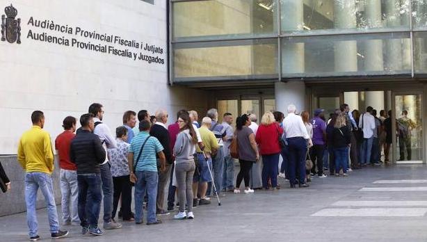 ALONSO & WEBER Lentitud justicia España